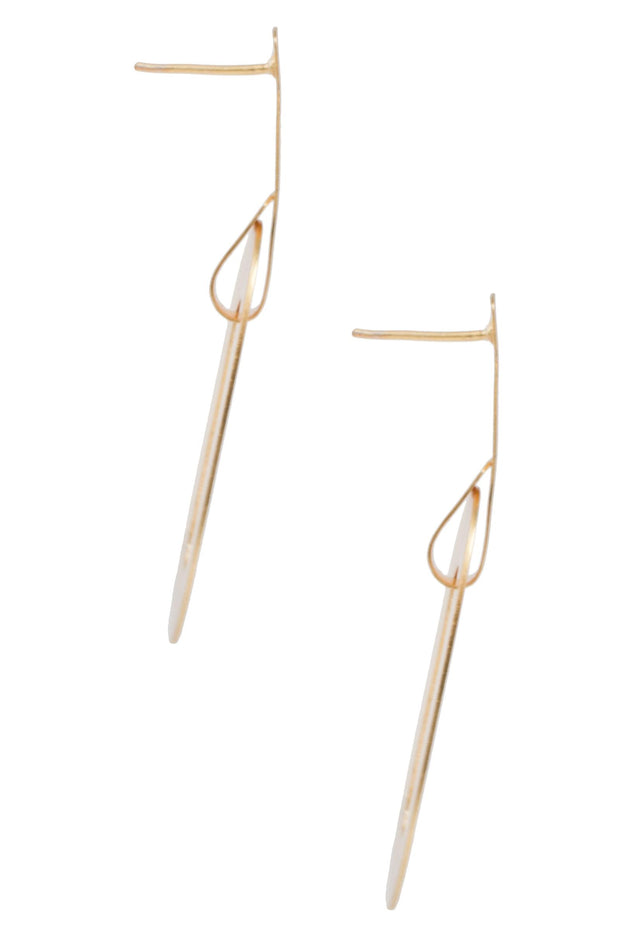 Neutral Space Earring