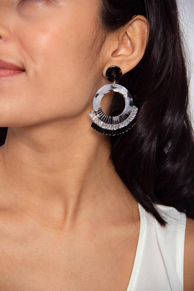 Worldwide Statement Earring