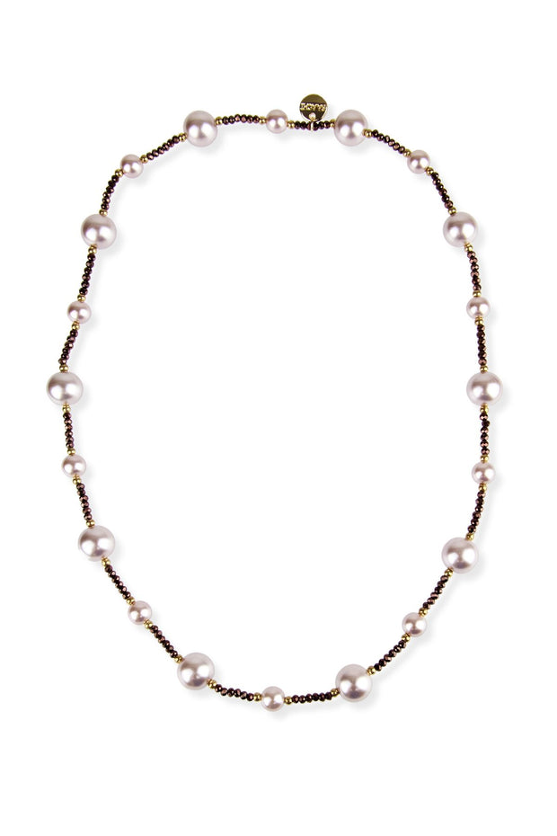 Classic Pearl Strand Necklace