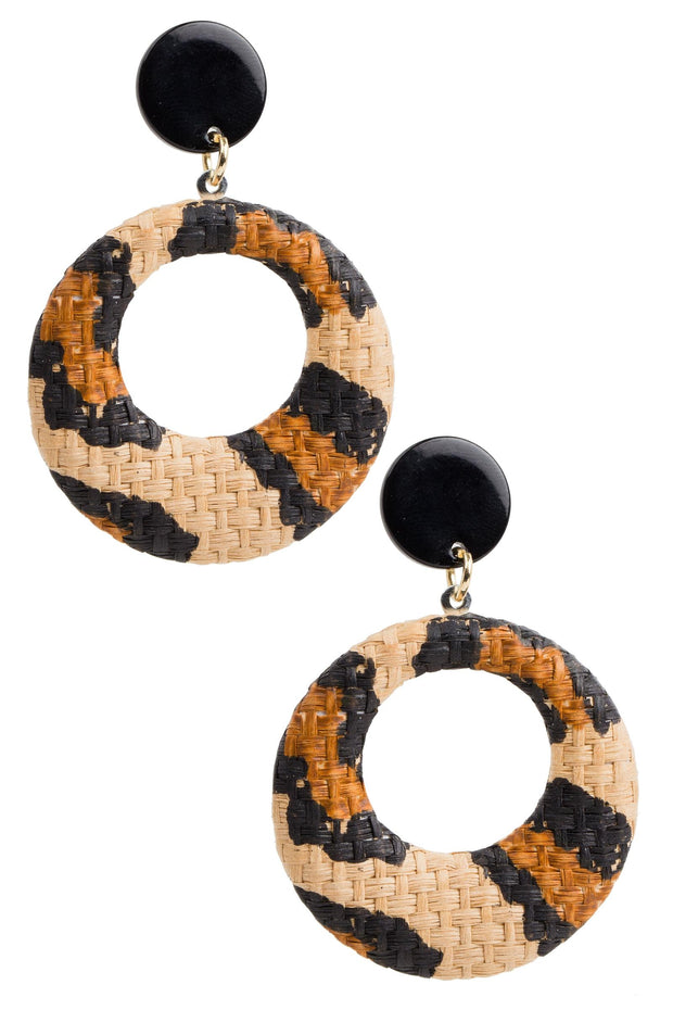 Everyday Safari Earring