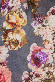 Mary All Over Flower Scarf