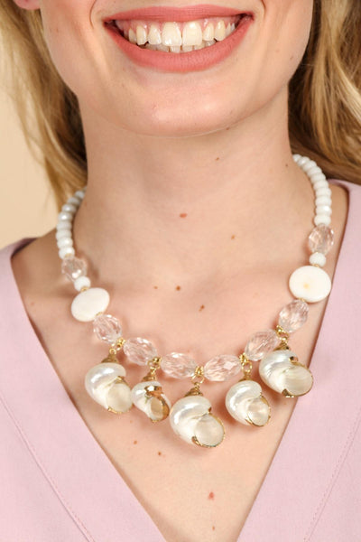 Seaside Delight Shell Necklace