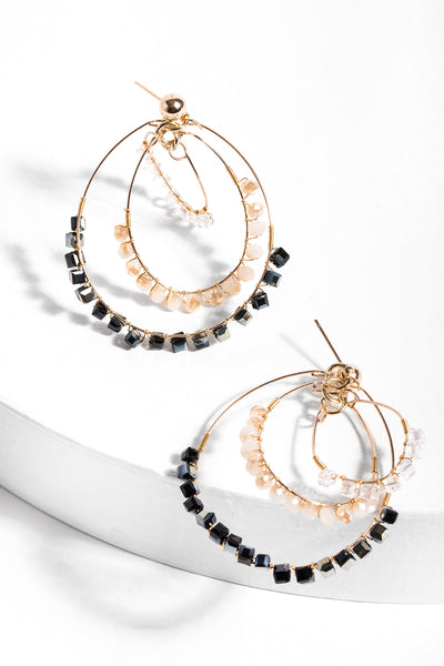 Cage Earring