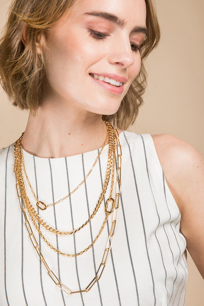 Parker Layered Necklace