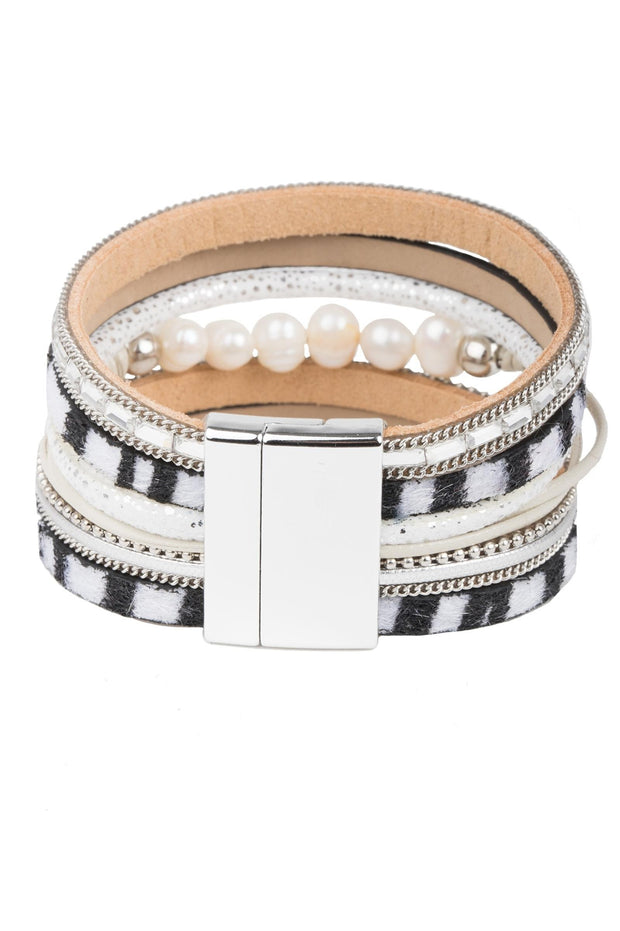 Boogie Down Leather Bracelet