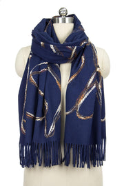 All Day Sway Fringed Scarf