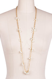 Cluster Party Necklace