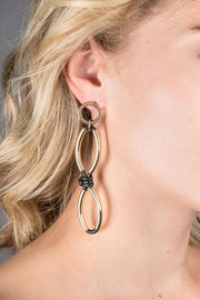 Twisted Infinity Earring