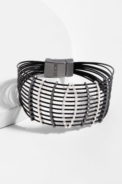 Caged In Bracelet