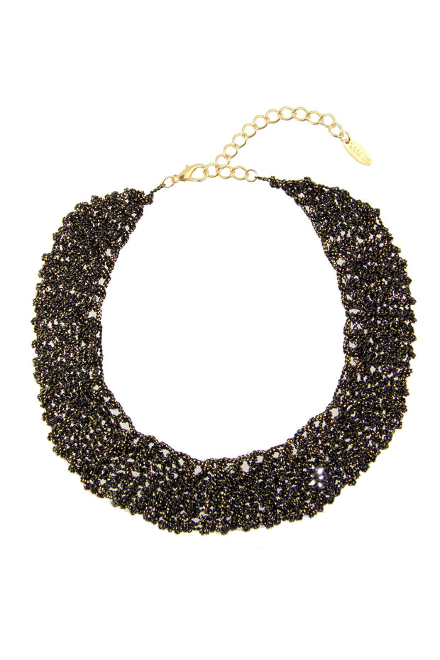 Crochet Chain Short Necklace
