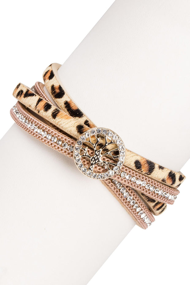 Timon Leather Bracelet