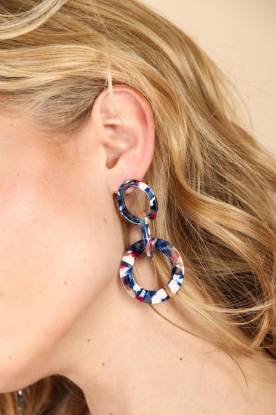 Gatecrasher Link Drop Earring