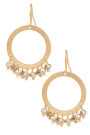Perfect Circle Earring