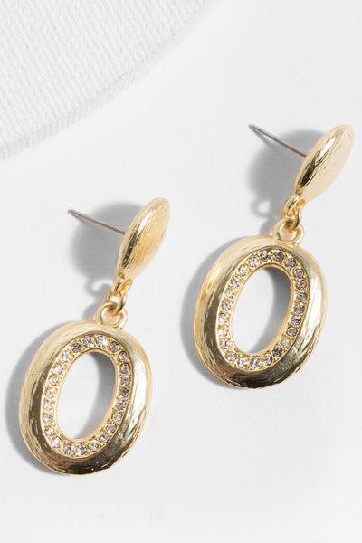 O'Brien Gold Earring