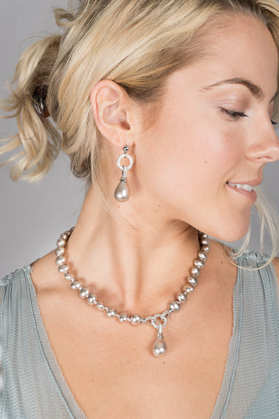 Paramount Pearl Necklace