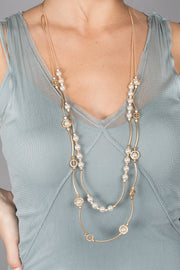 Rosalita Long Necklace