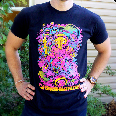 Crashlands Metal T-Shirt