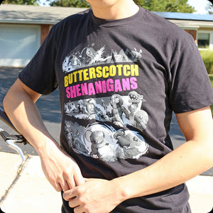 Butterscotch Shenanigans Games Bundle T-Shirt