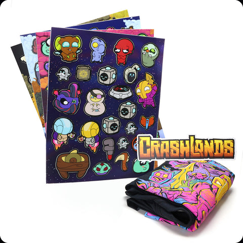 The Ultimate Crashlands Box