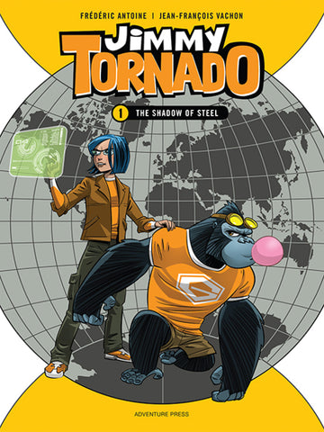 Jimmy Tornado Volume 1 - The Shadow of Steel