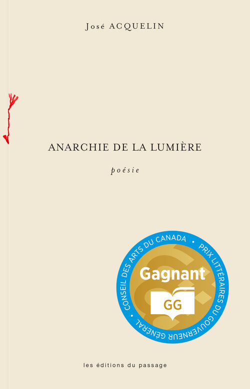 Anarchie de la lumière | Anarchy of Light