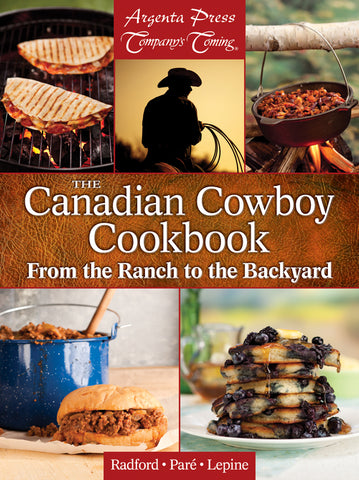 Canadian Cowboy Cookbook