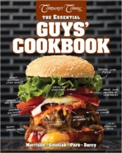 The Essential Guy's Cookbook