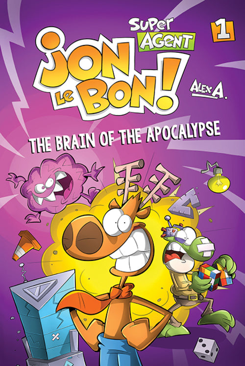 The Brain of the Apocalypse