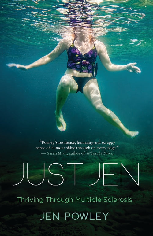 Just Jen: Thriving Through Multiple Sclerosis