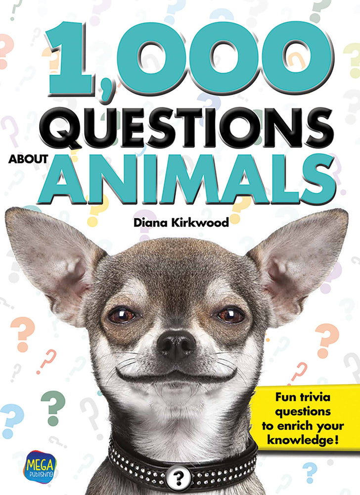 Animals : 1,000 Questions and Answers | 1 000 questions sur les animaux