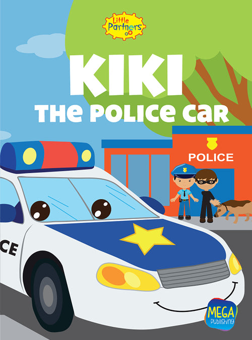 Kiki The Police Car