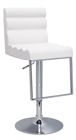 Leah Pneumatic Gas Lift Swivel Height Stool