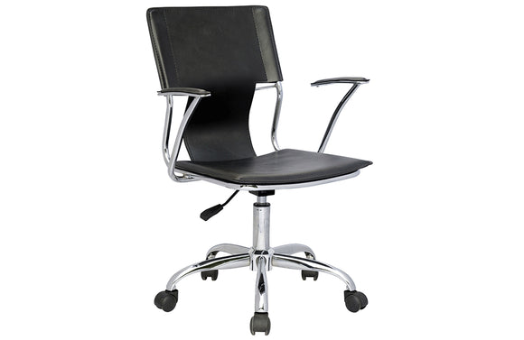 Casa Eleganza Office Chair 0648 Black