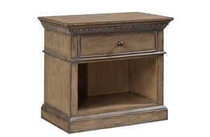 Belle Maison 1 Drawer Nightstand