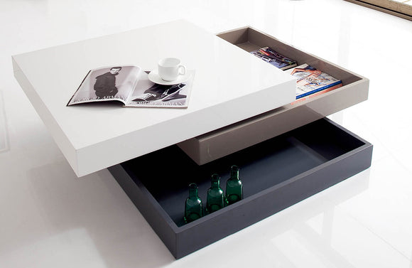 Terra Modern Coffee Table