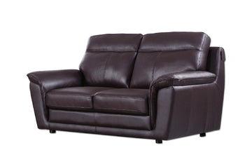 Giannes Loveseat Brown