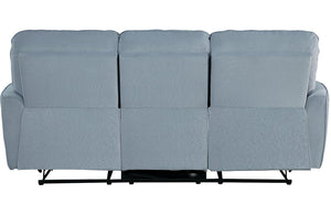 Teddy Gray Reclining Sofa