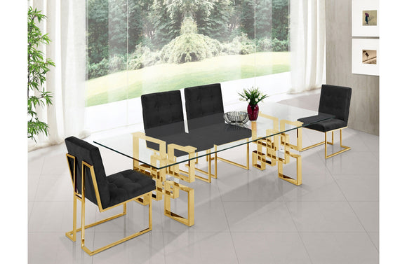 Beckham 5 PC Dining Set