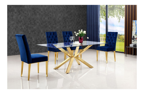 Babson 5 PC Dining Set