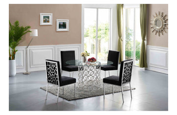 Frost 5 PC Dining Set