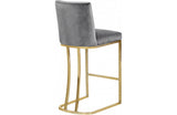 Abrielle Grey Bar Stool