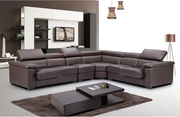 2605 Sectional with Sliding Seats