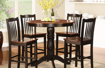 Walter Counter Height 5 PC Dining Set