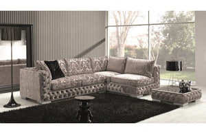 Hayley Fabric Sectional