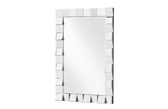 Contemporary Mirror Rectangle