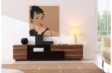 Bristol TV Stand Light Brown