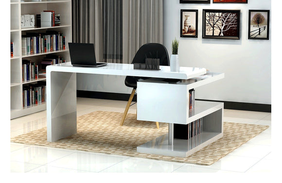 Nylah Modern Office Desk