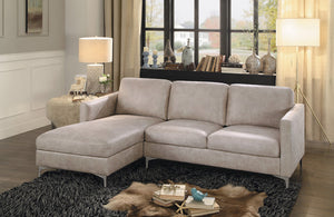 Jordan Beige Sectional Sofa
