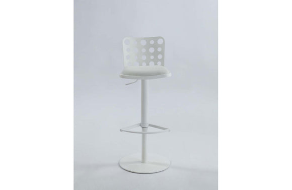 Chloe Adjustable Swivel Stool