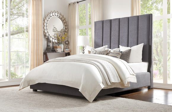 Celine Gray Bed